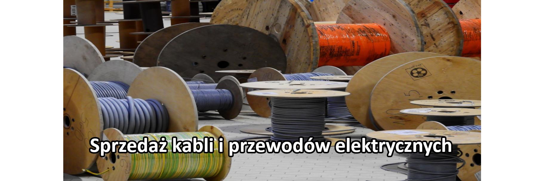 Kable i przewody elektryczne