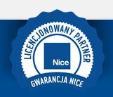 Licencjonowany partner firmy Nice