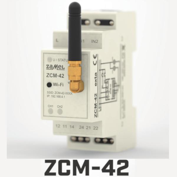 Programator czasowy ZAMEL ZCM-42